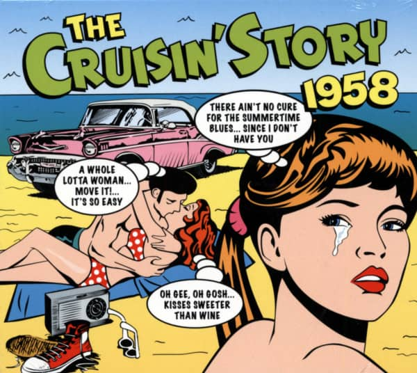The Cruisin' Story - 1958 (2-CD)