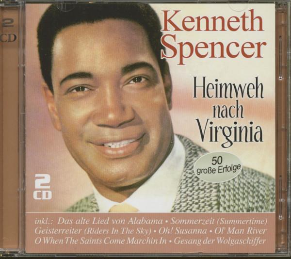 Heimweh nach Virginia - 50 grosse Erfolge (2-CD)