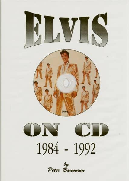 Elvis On CD 1984-92 by Peter Baumann