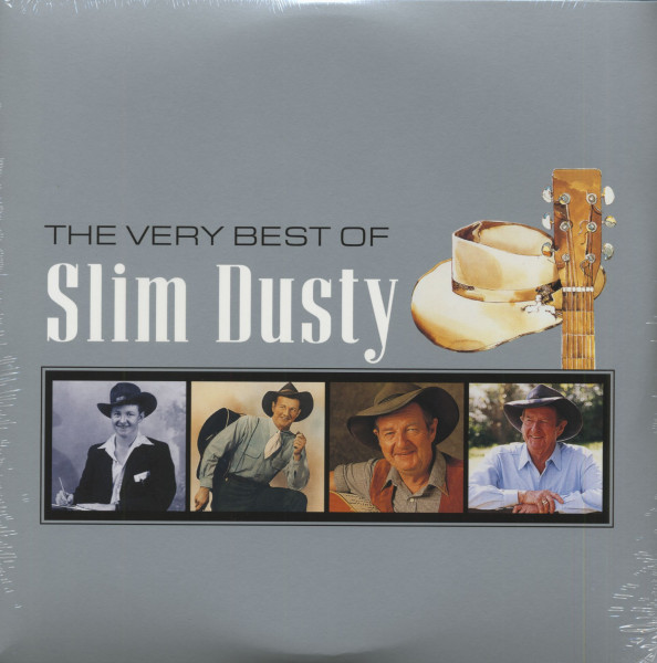 The Very Best Of Slim Dusty (2-LP, 180g Vinyl)