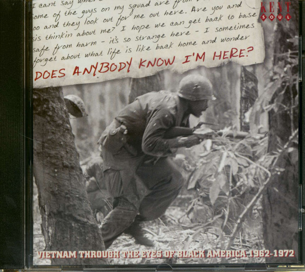 Does Anybody Know I'm Here? (CD)
