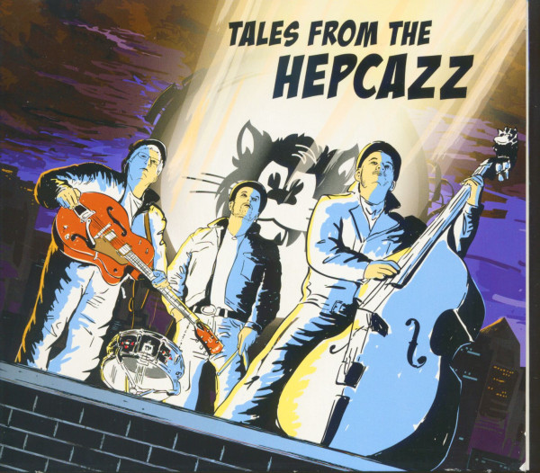 Tales From The Hepcazz (CD)