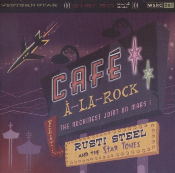 Cafe A-La-Rock (2012)