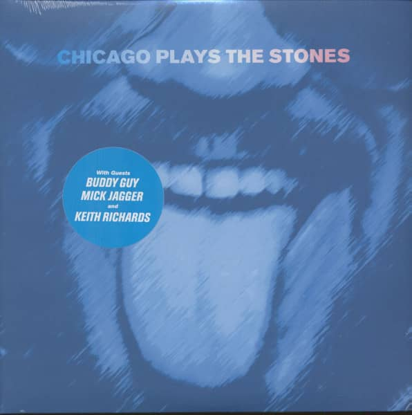 Chicago Plays The Stones (2-LP, 180g Vinyl)
