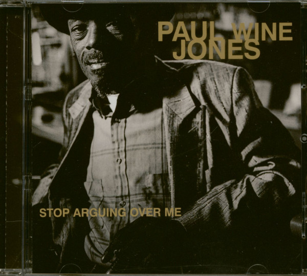 Stop Arguing Over Me (CD)