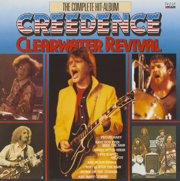 The Complete Hit Album (2-LP)