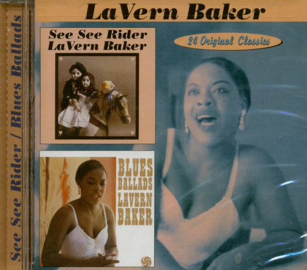 See See Rider - Blues Ballads (CD)