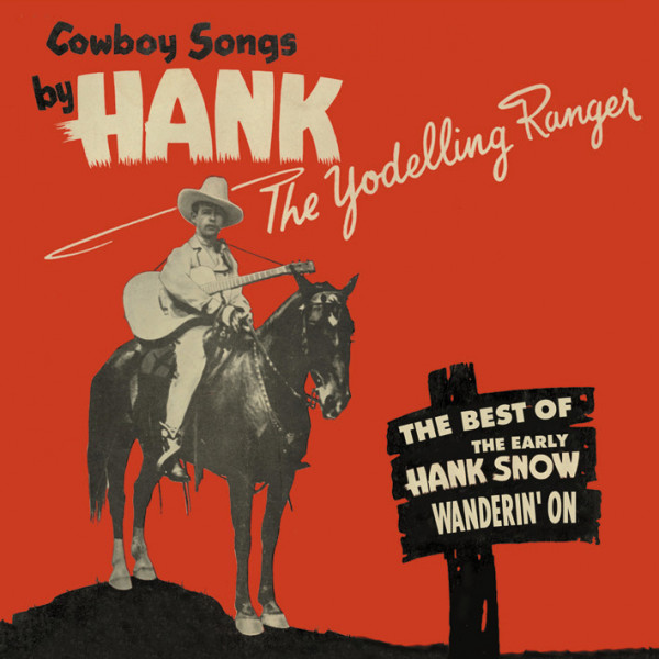Wanderin' On - The Best Of The Yodelling