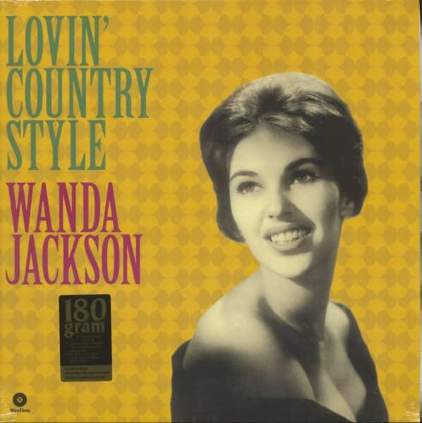 Lovin' Country Style (LP, 180g Vinyl)
