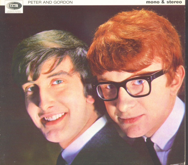 Peter And Gordon (CD, Cut-Out)