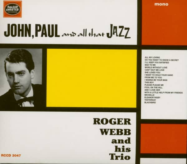 John, Paul & All That Jazz (CD)