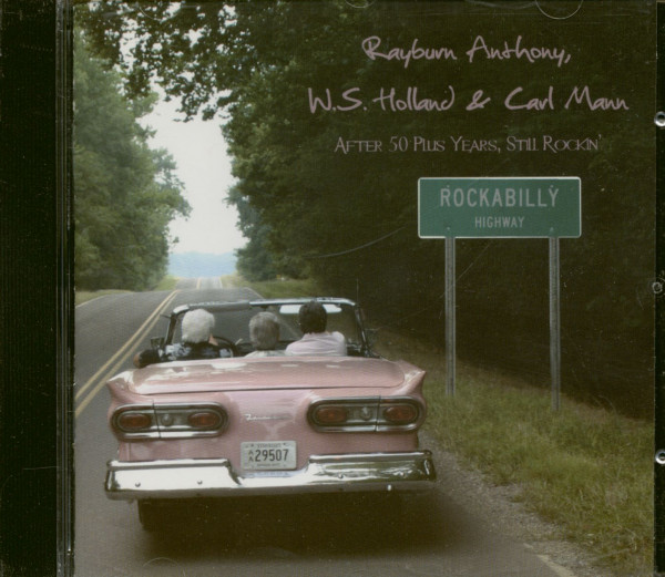 Rockabilly Highway - After 50 Plus Years (CD)