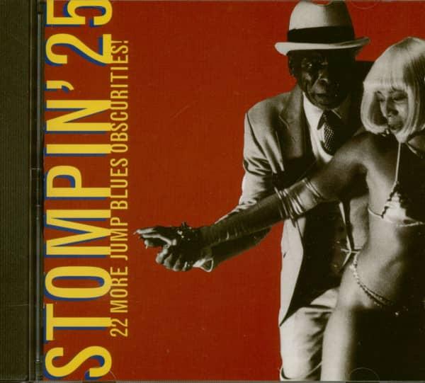 Stompin' Vol.25 (CD)