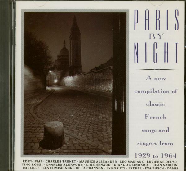 Paris By Night (CD)