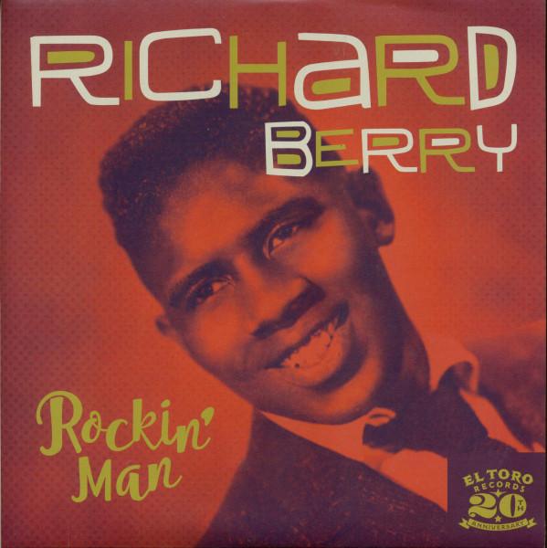 Rockin' Man(7inch EP, 33rpm, PS, SC)