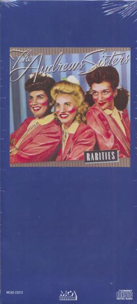 Rarities (CD, US Longbox)