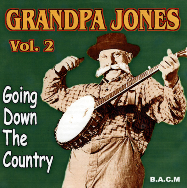 Going Down The Country Vol.2 (CD)
