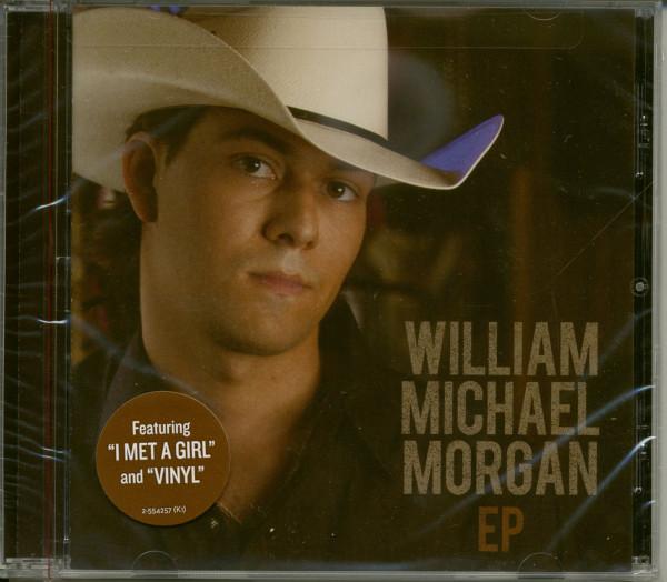 William Michael Morgan - EP (CD)