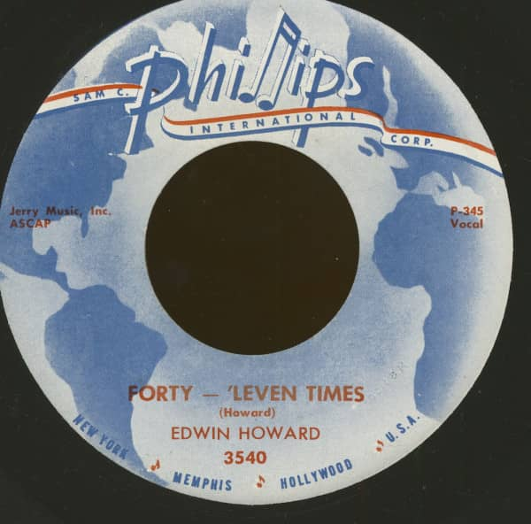 Forty -'Leven Times - More Pretty Girls Than One (7inch, 45rpm)