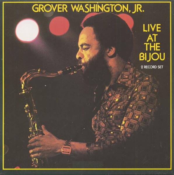 Live At The Bijou (2-LP)