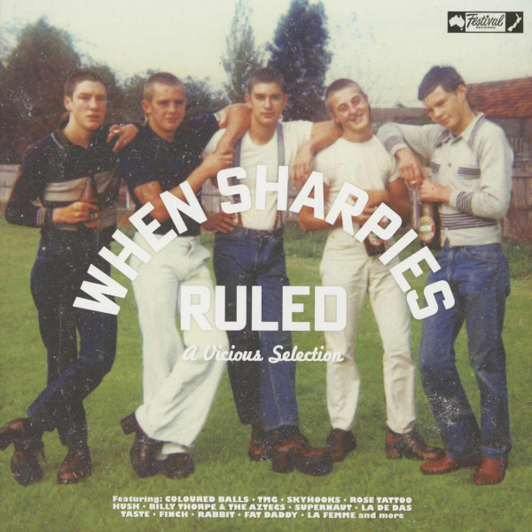 When Sharpies Ruled - A Vicious Selection (2-LP, 180g Vinyl)
