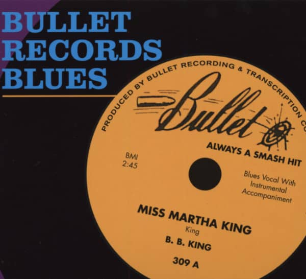 Bullet Records Blues