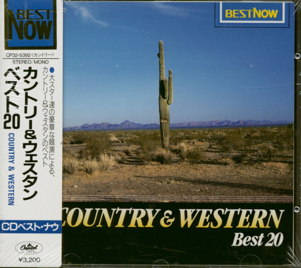 Country & Western Best 20 (CD Japan)