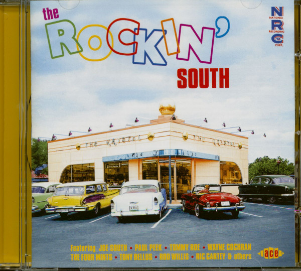 The Rockin' South (CD)