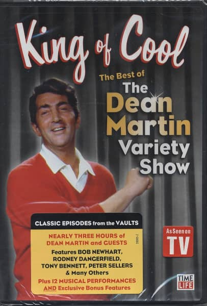 The King Of Cool: The Best Of the Dean Martin