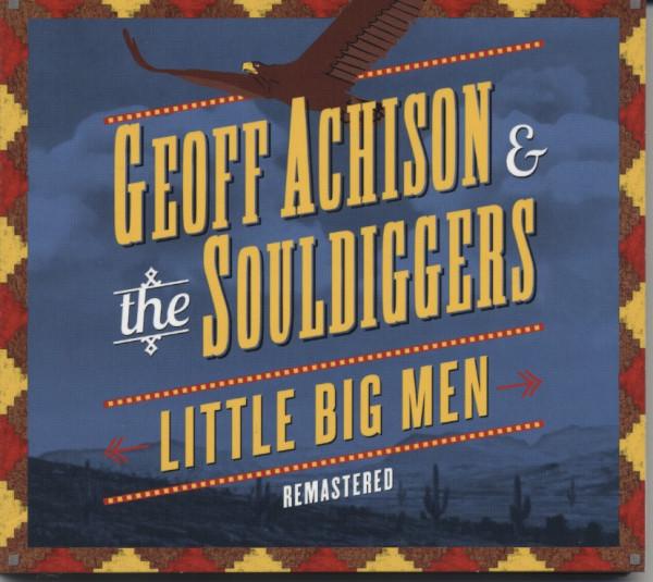 Little Big Men (CD)
