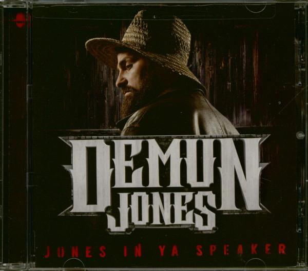 Jones In Ya Speaker (CD)
