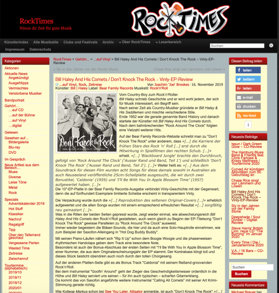 Presse-Archiv-Bill-Haley-His-Comets-Don-t-Knock-The-Rock-rocktimes
