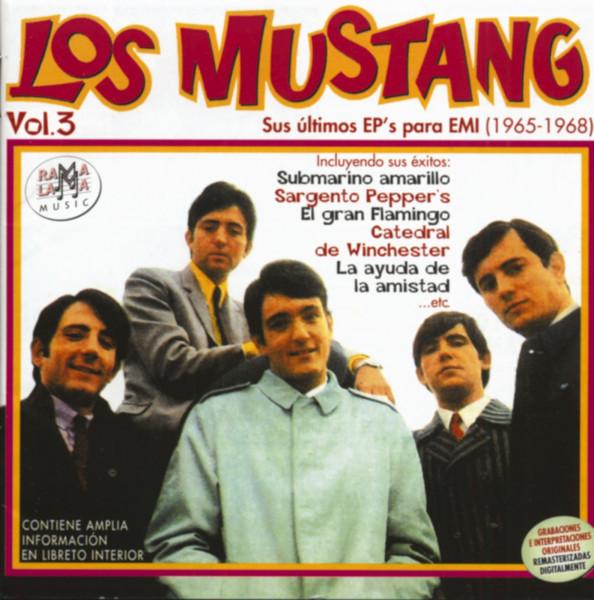Sus ultimos EP's para EMI Vol.3 (1965-1968)