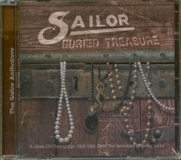 Buried Treasure - Anthology