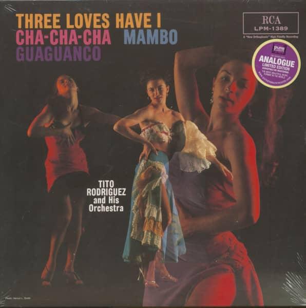 Three Loves Have I - Cha-Cha-Cha, Mambo, Guaguanaco (LP, 180g Vinyl))