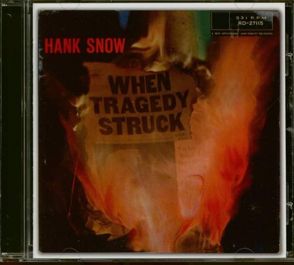 When Tragedy Struck (CD)