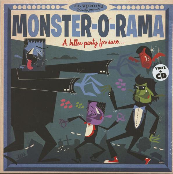 Monster-O-Rama (LP+CD)