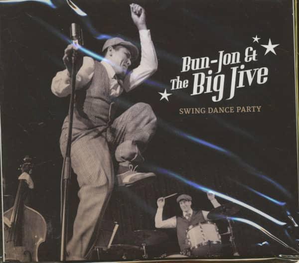 Swing Dance Party (CD)