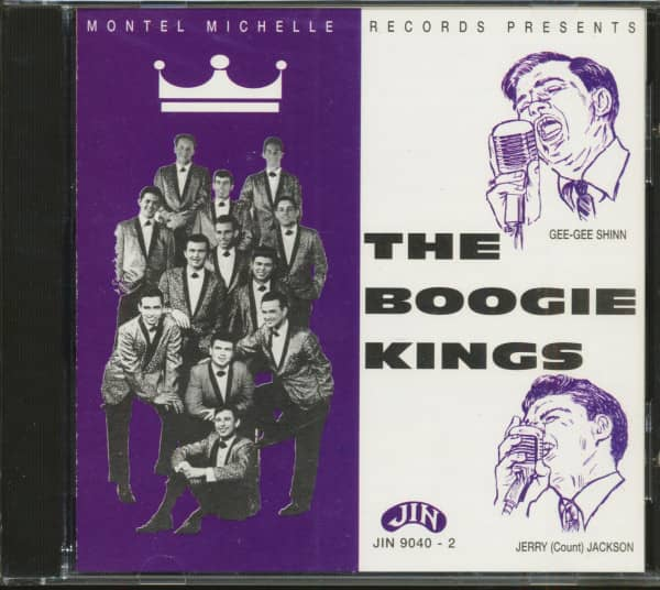 Sam Montel Presents The Boogie Kings (CD)