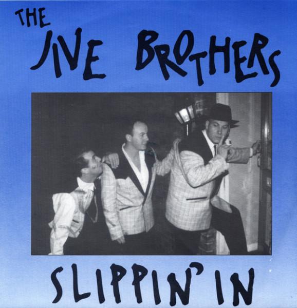 Slippin In 7inch, 45rpm, EP