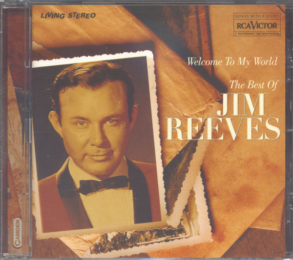 Welcome To My World - The Best Of Jim Reeves (CD)