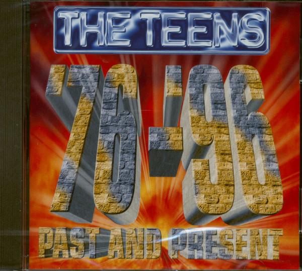 Past & Present '76-'96 (CD)
