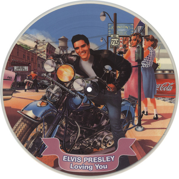 Loving You - Picture Disc