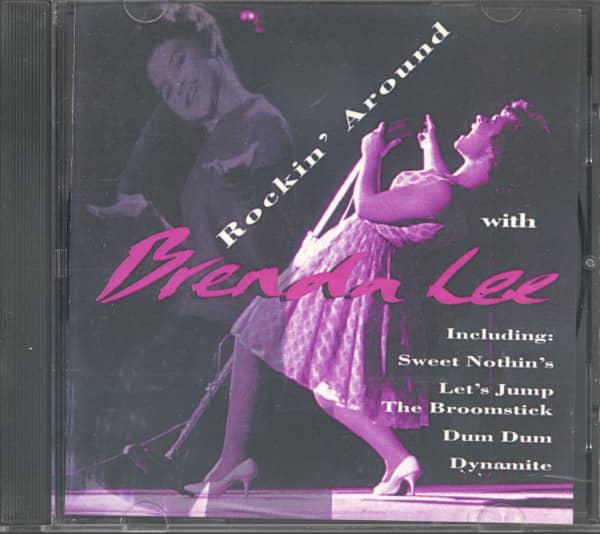 Rockin' Around With Brenda Lee (CD)