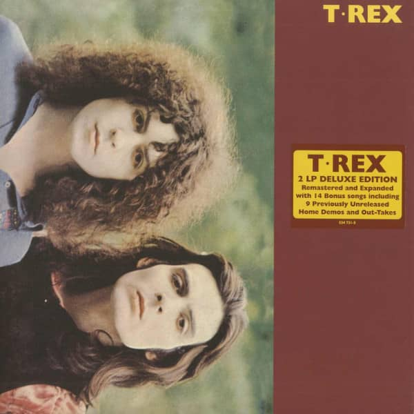 T Rex (2-LP)