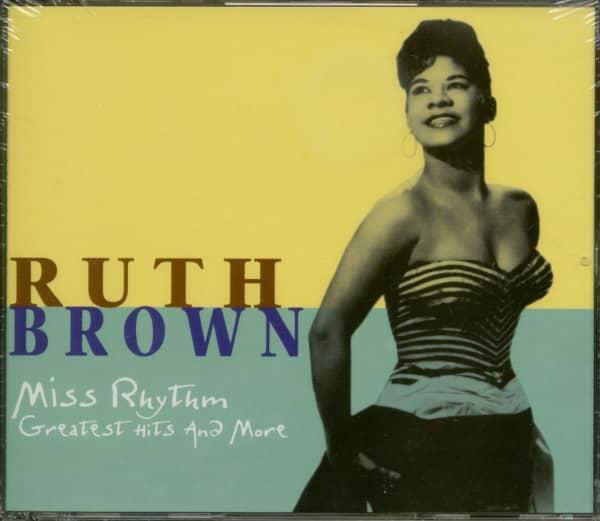 Miss Rhythm - Greatest Hits & More (2-CD)