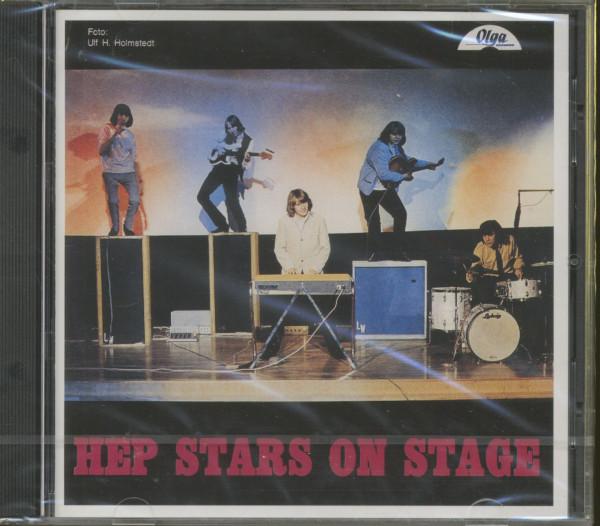Hep Stars On Stage (CD)