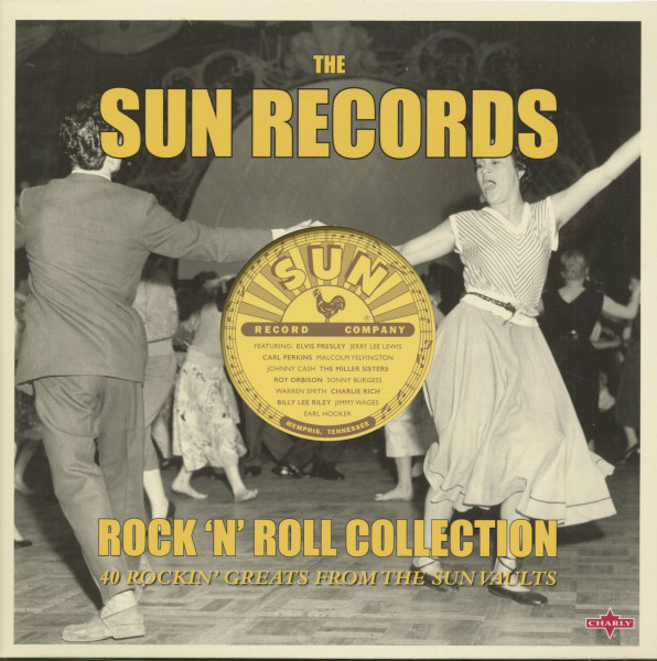 The Sun Records Rock And Roll Collection (2-LP)