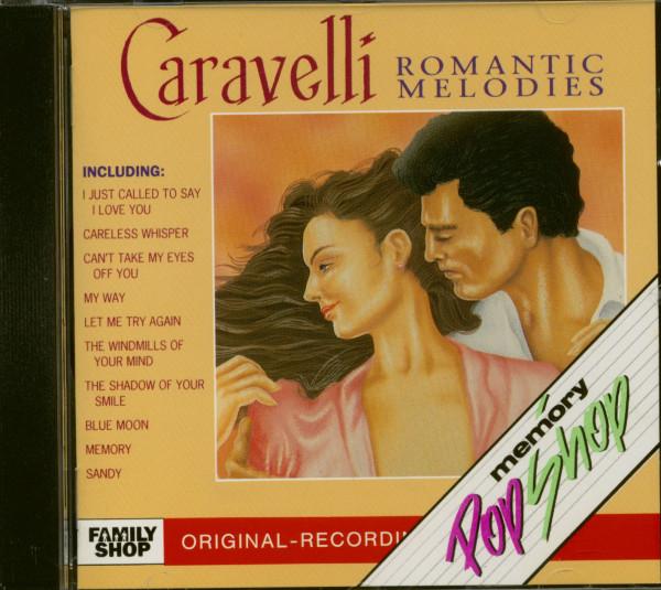 Romantic Melodies (CD)