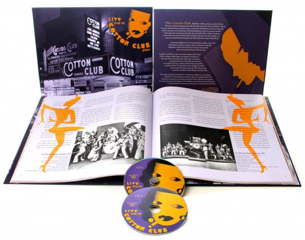 Cotton Club (2-CD Deluxe Box Set)